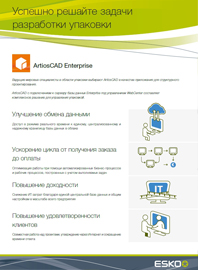 ESKO ArtiosCAD Enterprise